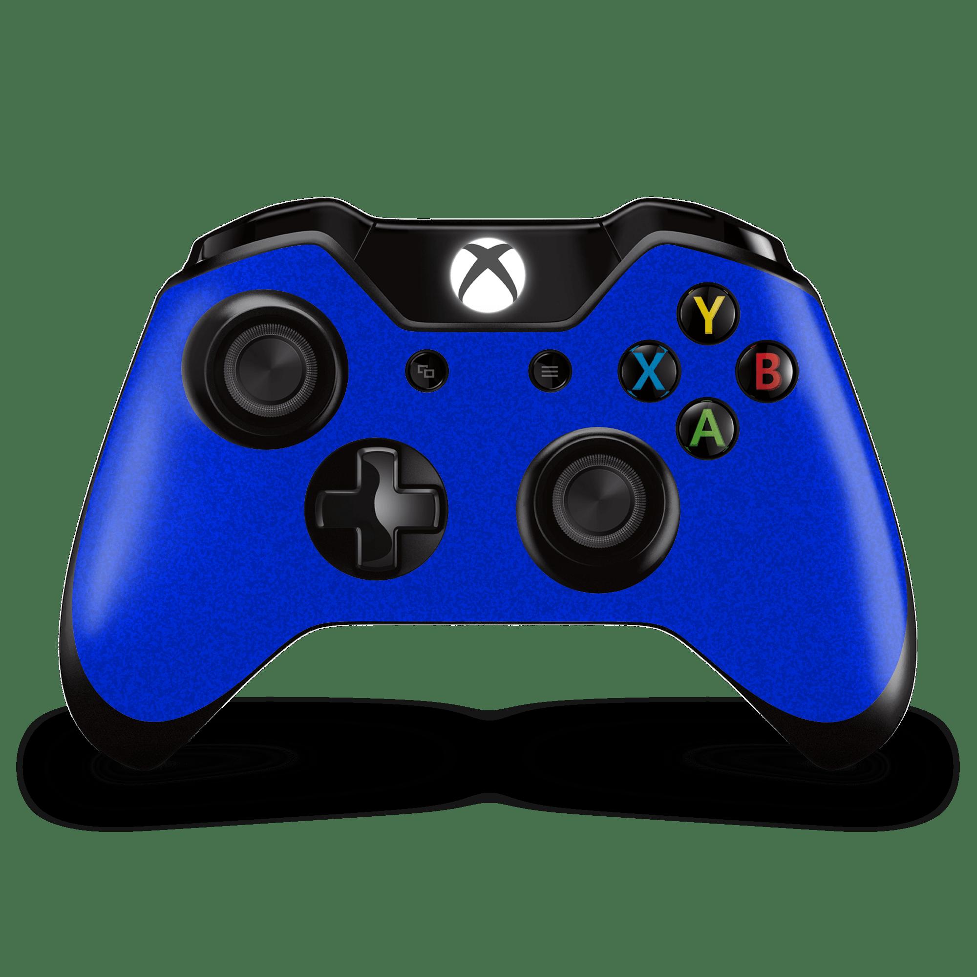 Xbox Controller Faded sticker blauw skin Ucustom