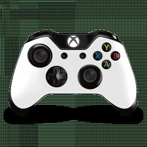 Xbox Controller Basic sticker wit skin Ucustom