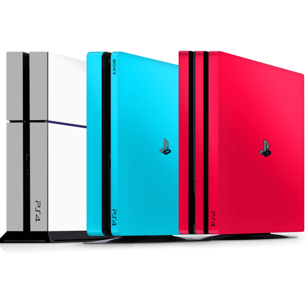 Playstation 4 Vinyl Skins