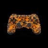 Playstation 4 Controller Camouflage sticker oranje skin Ucustom