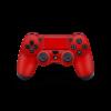 Playstation 4 Controller Faded sticker rood skin Ucustom