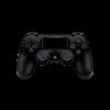 Playstation 4 Controller Basic sticker zwart skin Ucustom