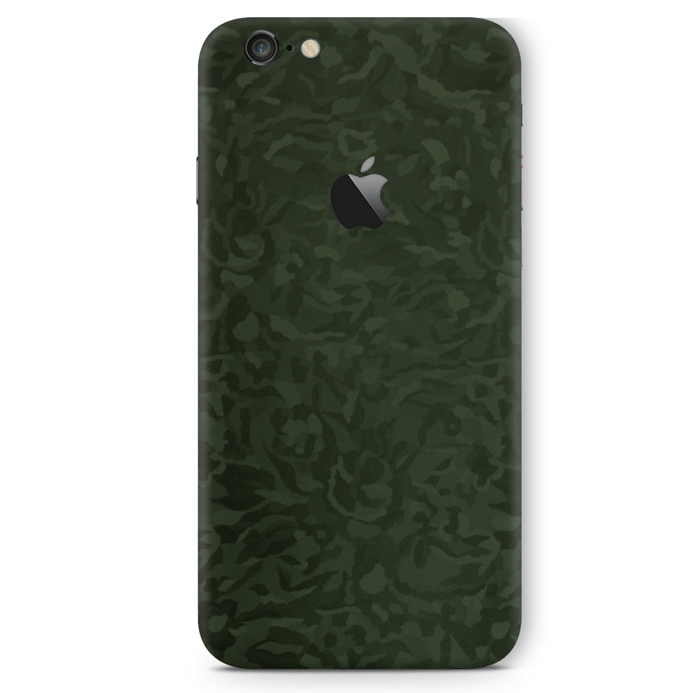iPhone 6 camouflage skin groen Ucustom