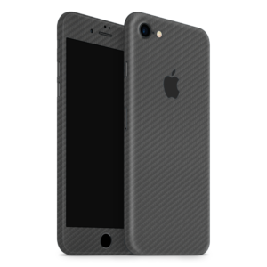 iPhone 7 Carbon Grijs Skin