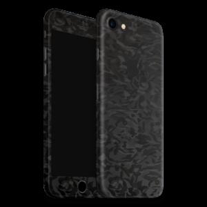 iPhone 7 Camouflage Skin Zwart