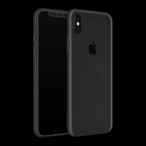 iPhone Sticker matrix zwart Ucustom