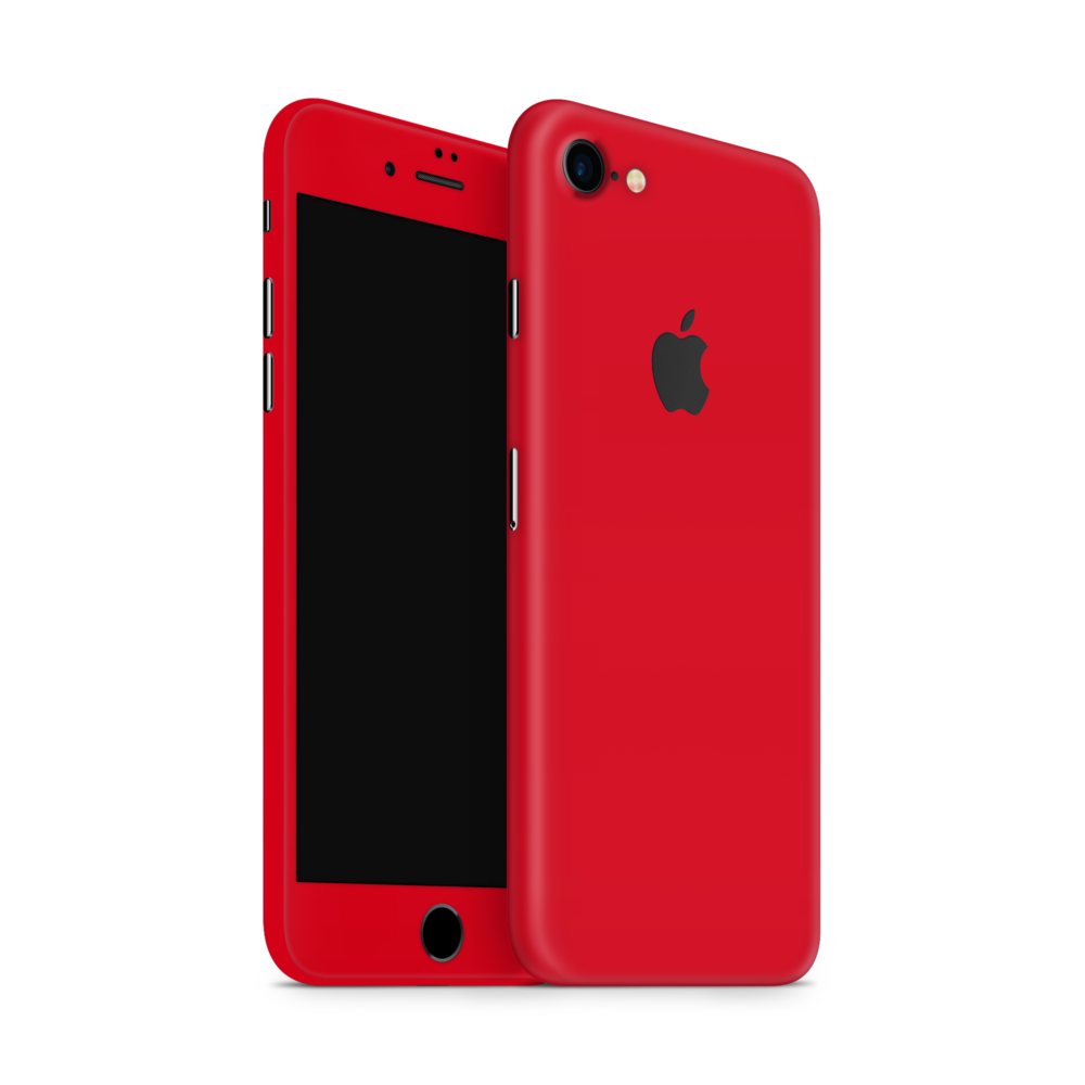 iPhone 7 Rood Skin -Ucustom